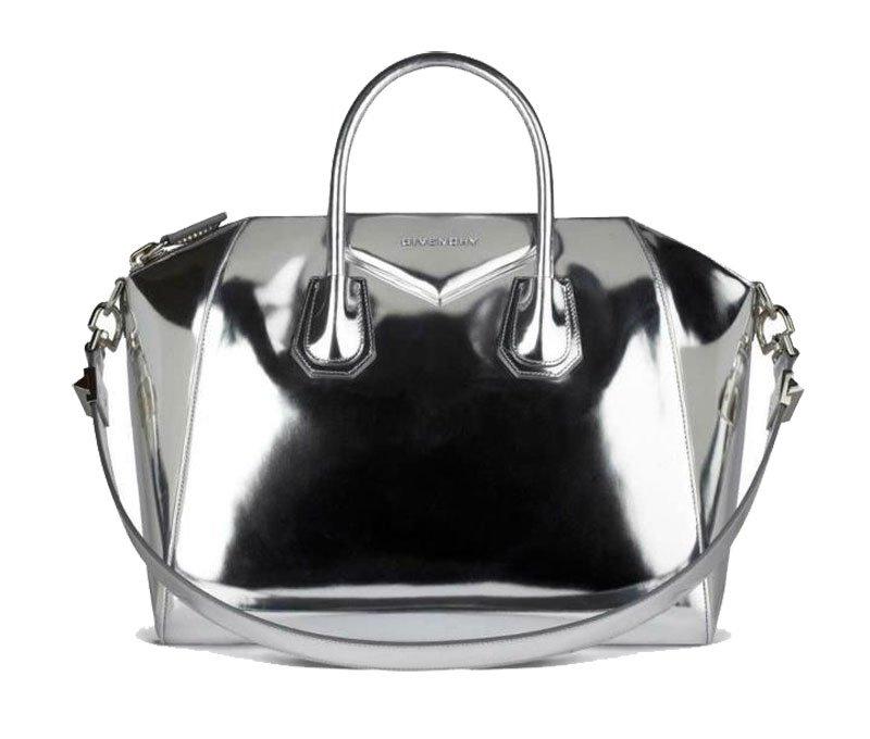 Tendenze moda argento: le borse