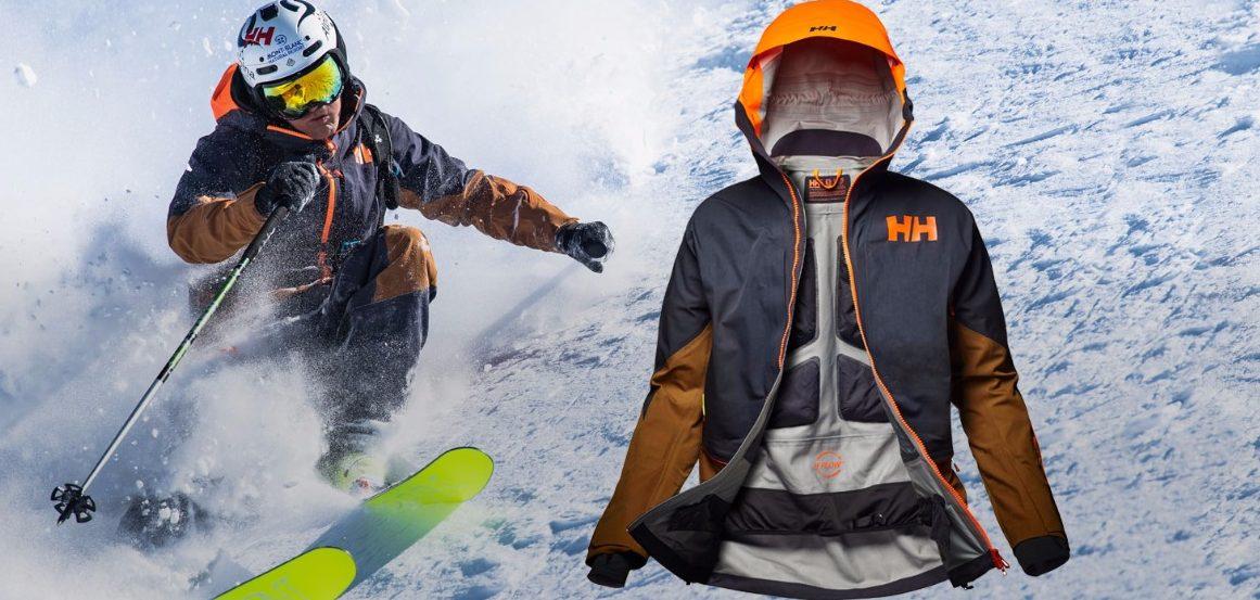 L'abbigliamento da sci