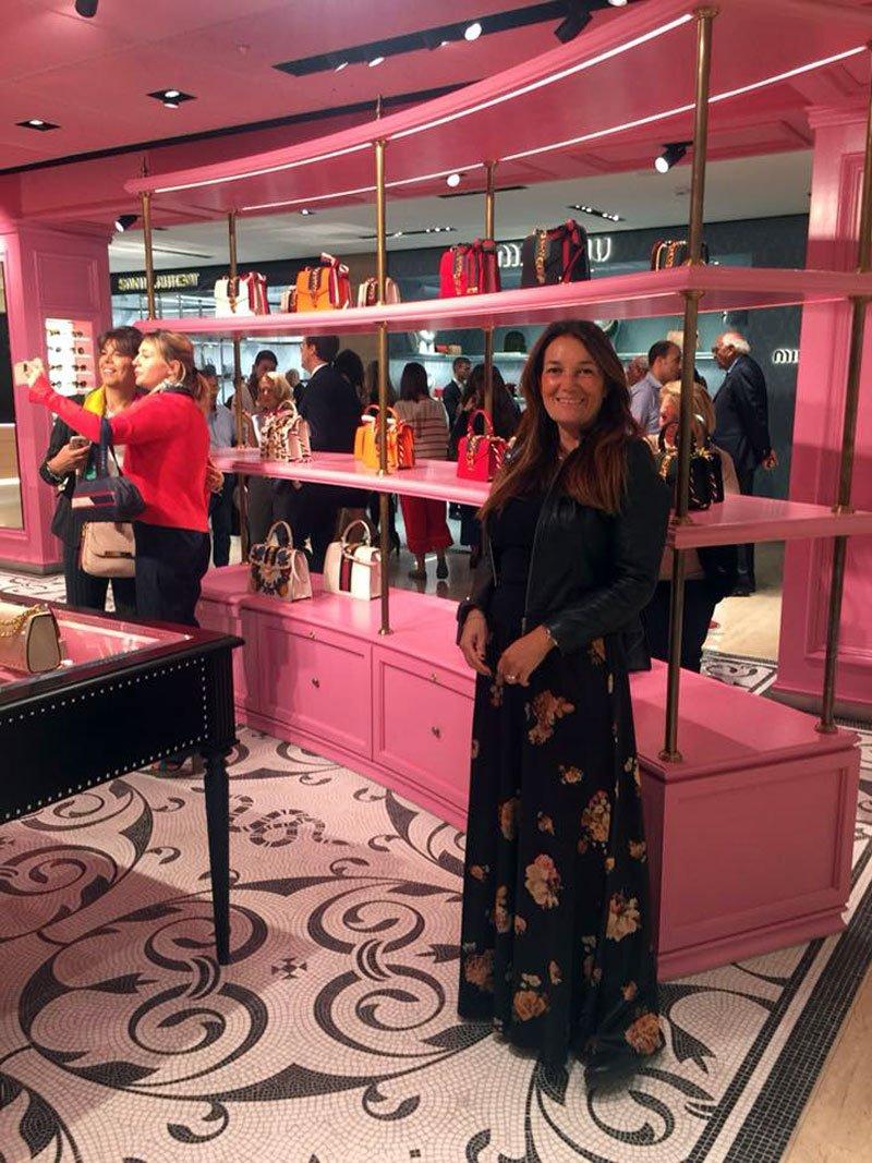 Store Gucci all'interno della Rinascente