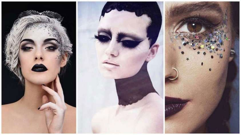 Idee per il beauty look Halloween 2017