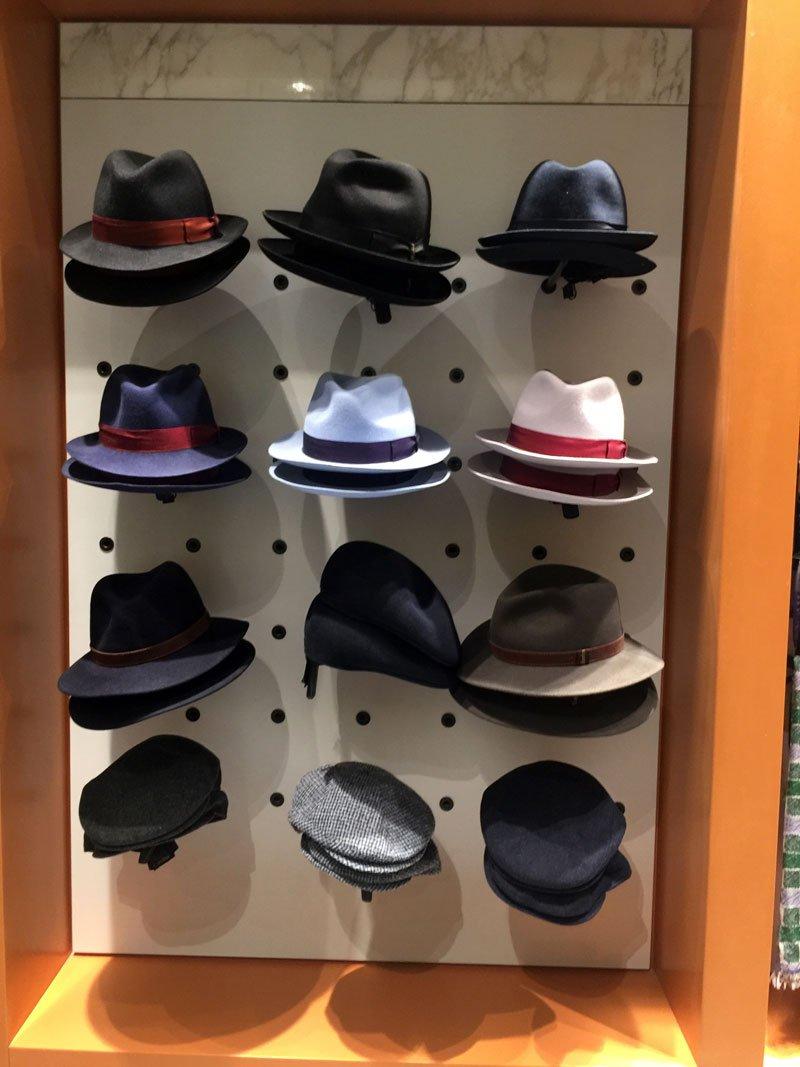 Regali di Natale 2017: cappelli Borsalino