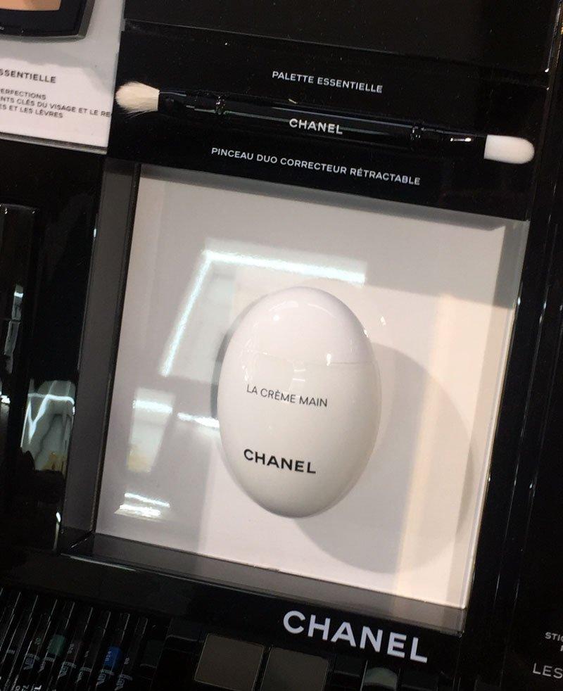 Regali di Natale 2017 per le amiche: crema mani Chanel