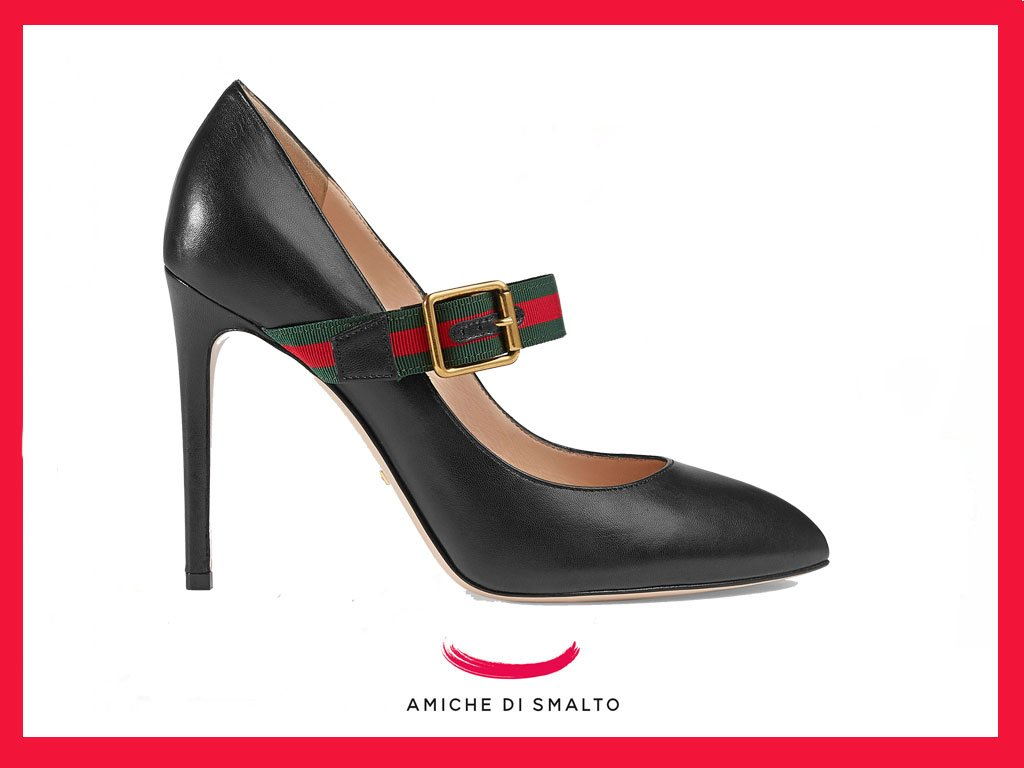 Scarpe Décolleté Autunno Inverno 2017-2018 Gucci