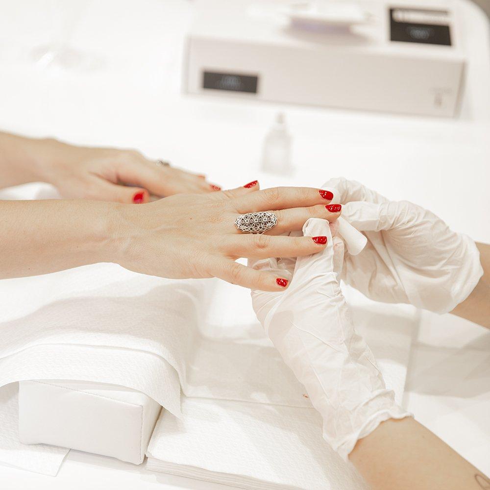 Foto di manicure