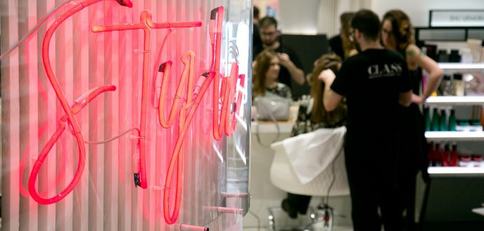 Il Kérastase Hair Style Bar da Sephora. Una Nuova Beauty Experience