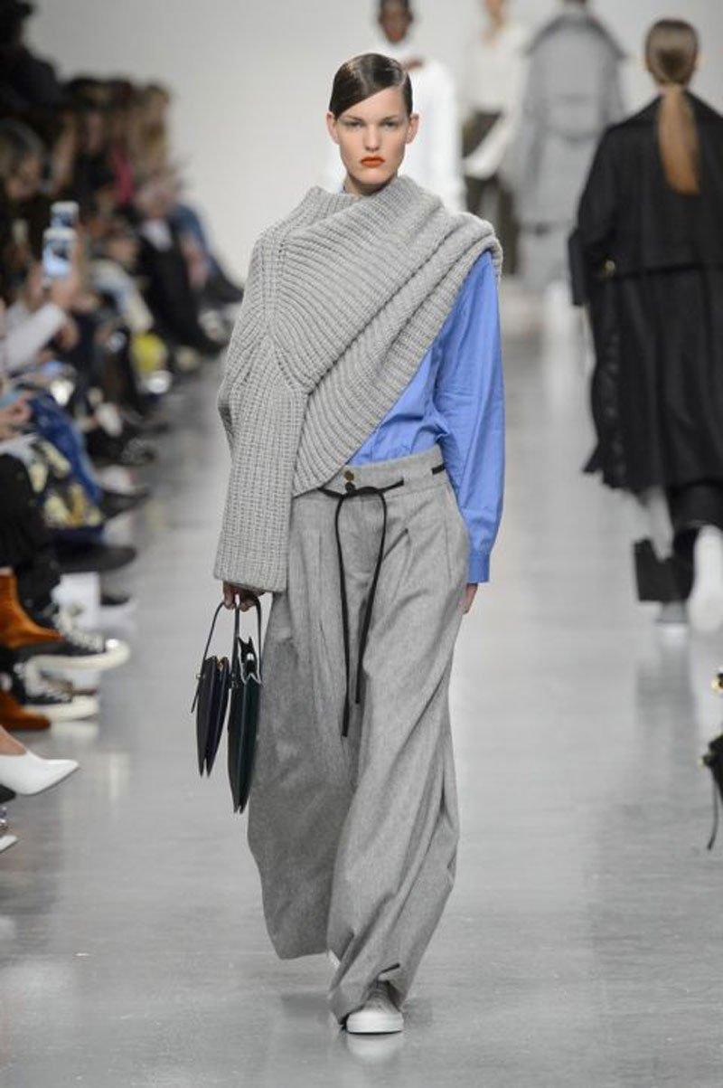Tendenze Moda inverno 2018: tendenza over