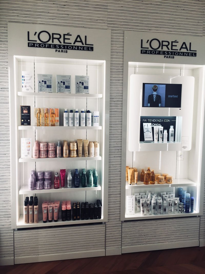 Salon Emotion di L'Oréal