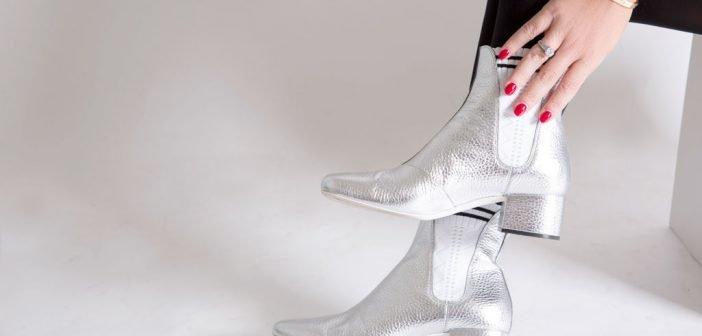 Silver Look: Scarpe e Accessori Argento per Illuminare gli Outfit