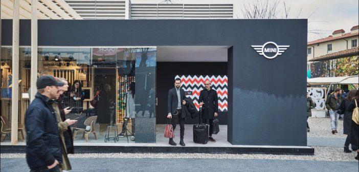 Mini Fashion a Pitti Uomo 93: Mini Reinterpreta il Suo Stile Attraverso La Moda