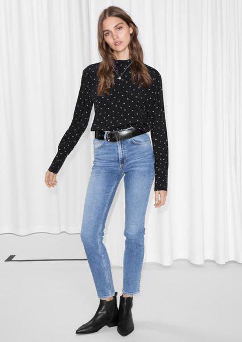 Moda Jeans 2018: le tendenze