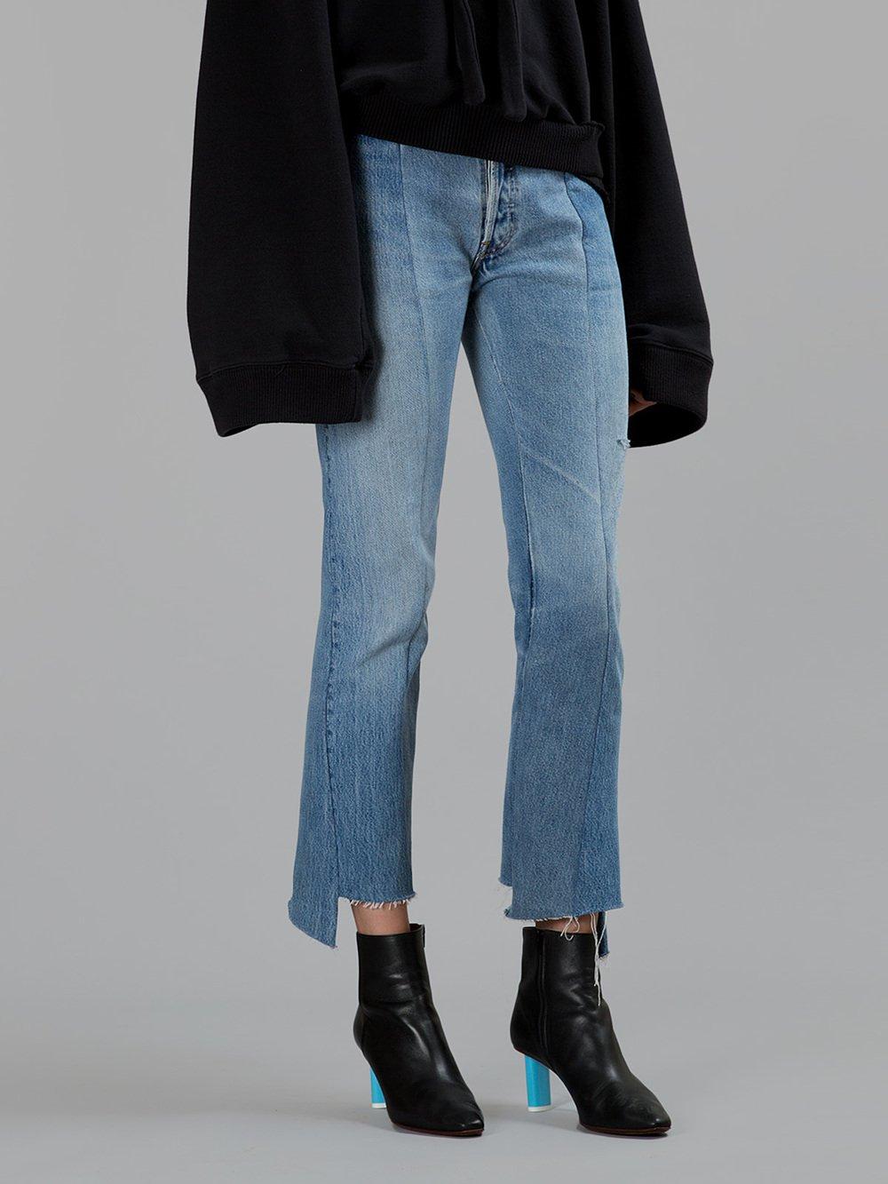 Moda Jeans 2018 di Vetements