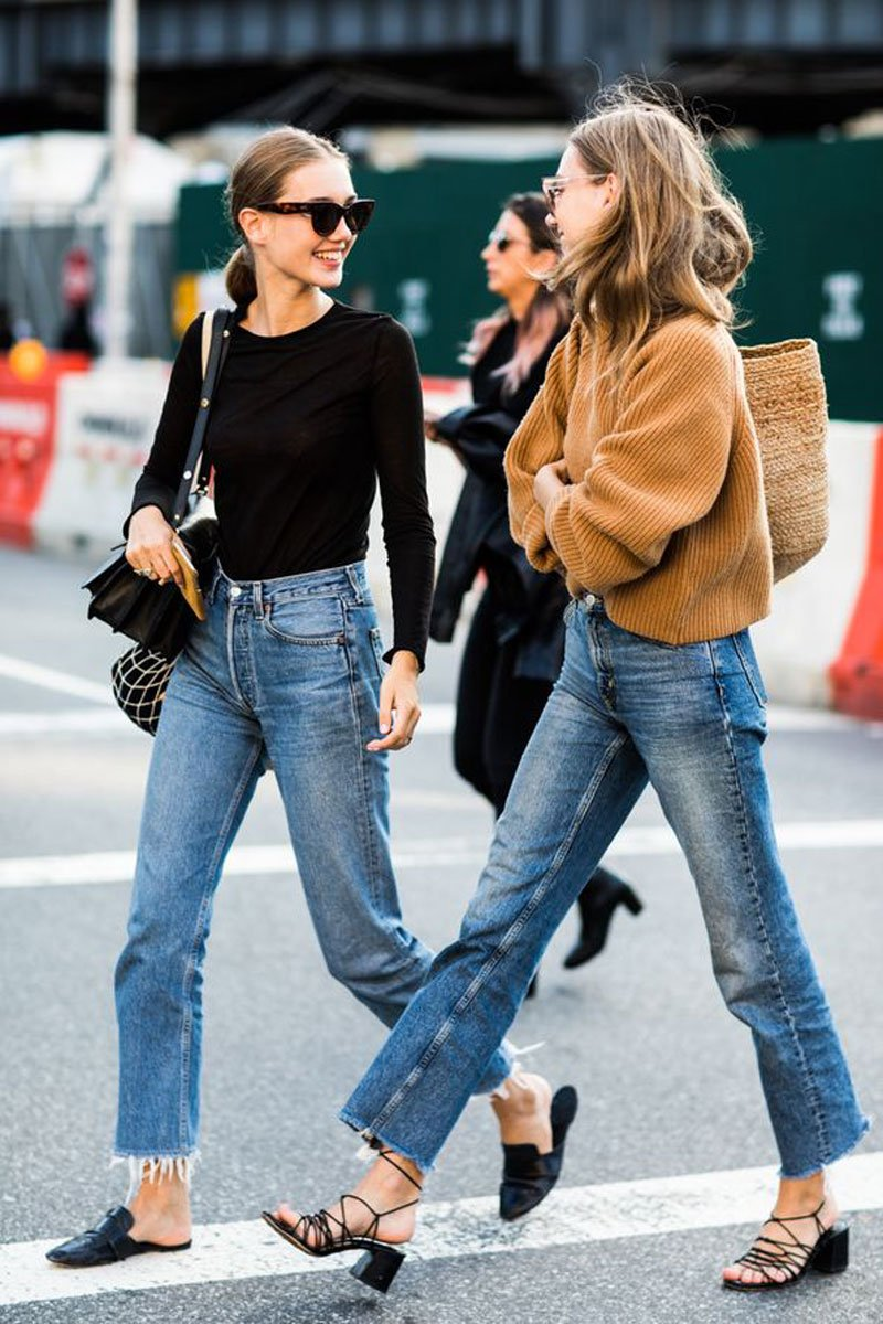 Moda Jeans 2018: i modelli più cool