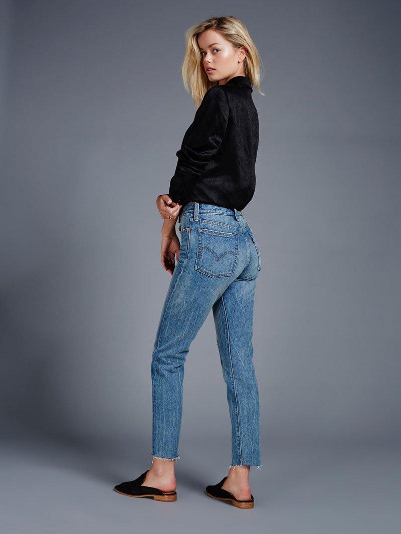 Jeans 2018: i modelli vintage