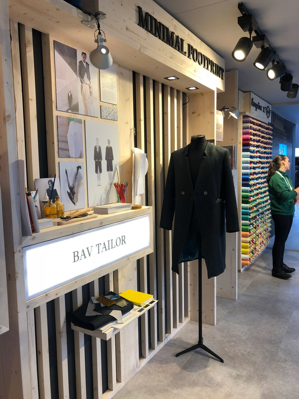 Mini Fashion: il progetto di Bav Taylor
