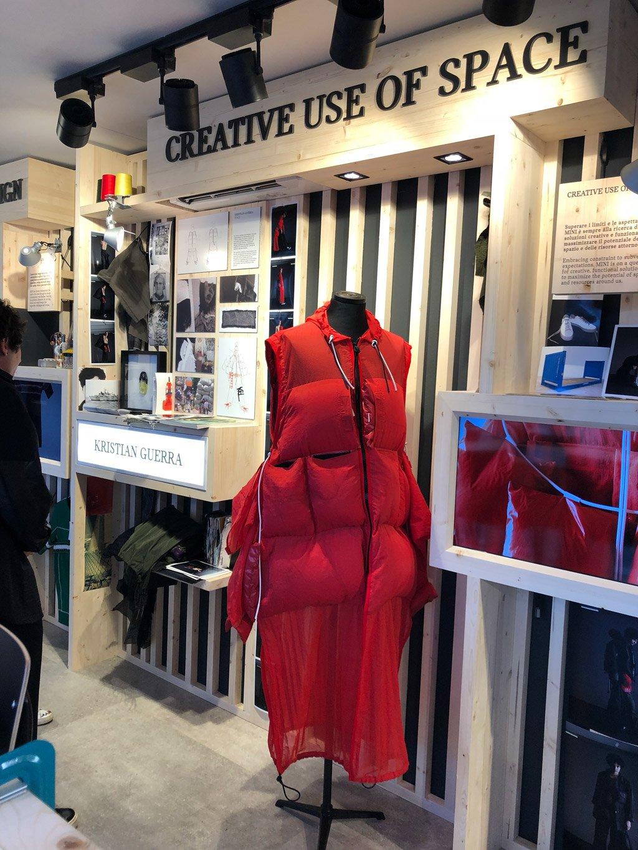 Mini fashion: Mini a Pitti Uomo 93