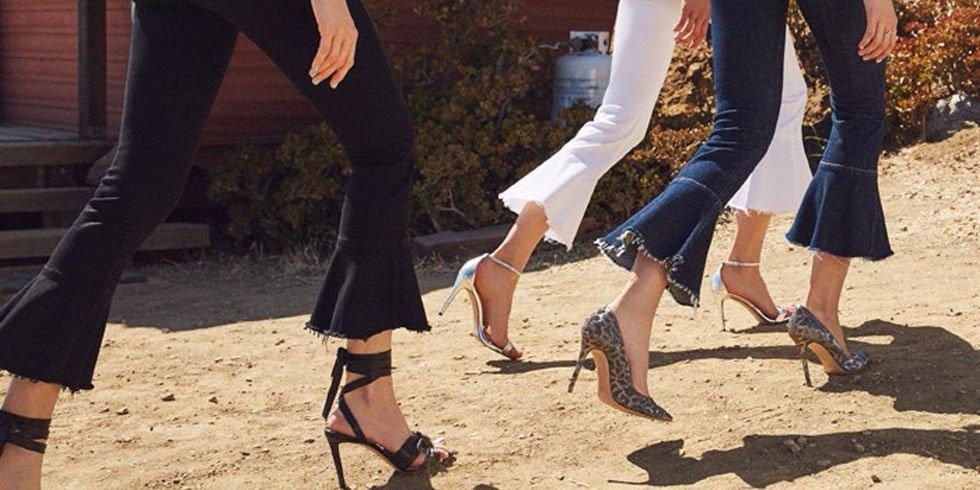 Moda Jeans 2018: i modelli scampanati