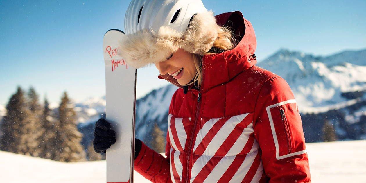 Abbigliamento Montagna e sci 2018 tecnico e fashion