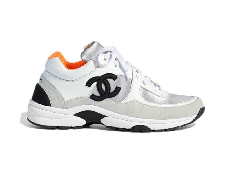 Sneakers 2018 di Chanel