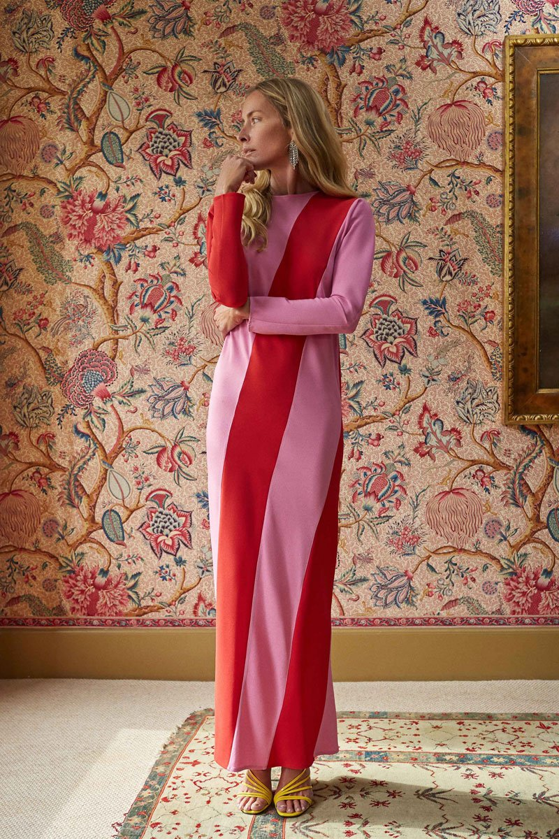 Tendenze moda 2018: rosa e rosso