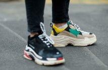Sneakers 2018 di moda