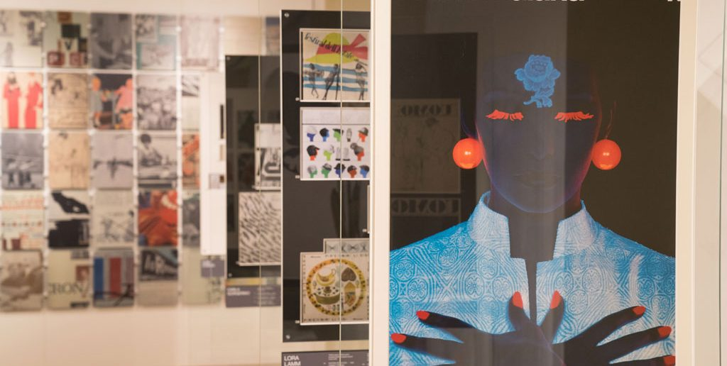La mostra LR100 -Rinascente Stories of Innovation