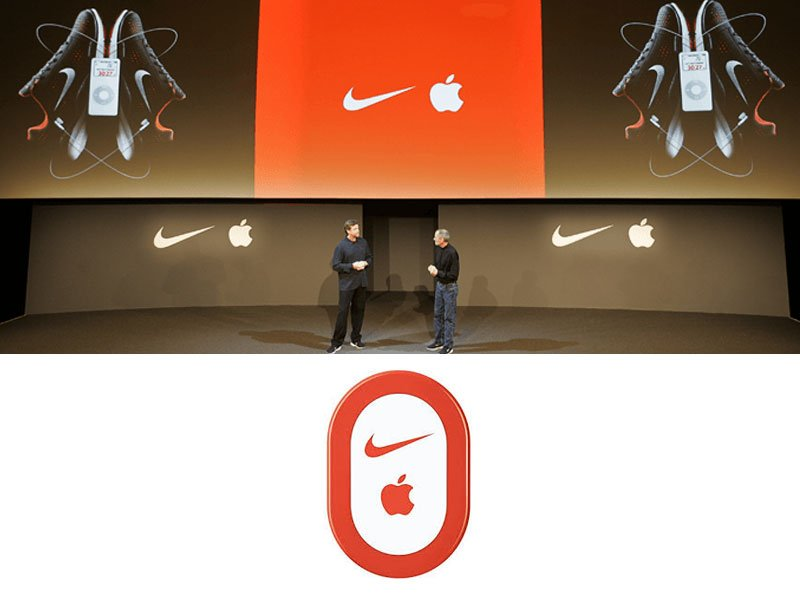 Co-branding tra Nike ed Apple