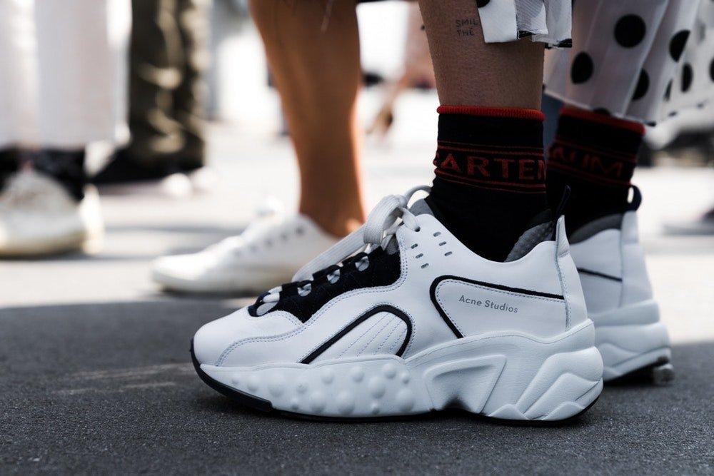 Sneakers 2018 Acne Studios