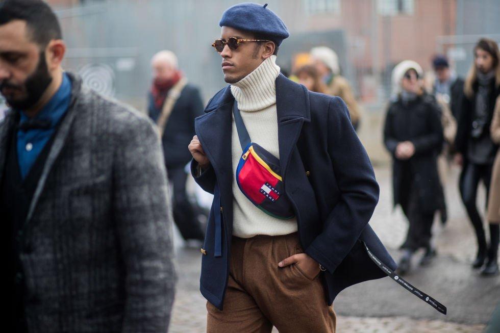 Tendenze moda uomo: il marsupio