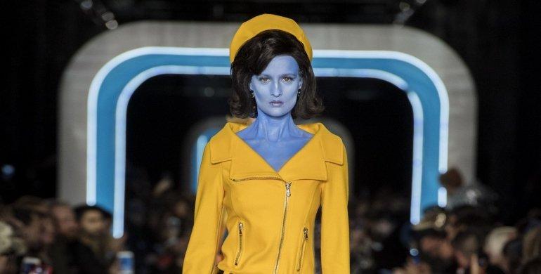 Moda donna autunno inverno 2018-2019: Moschino