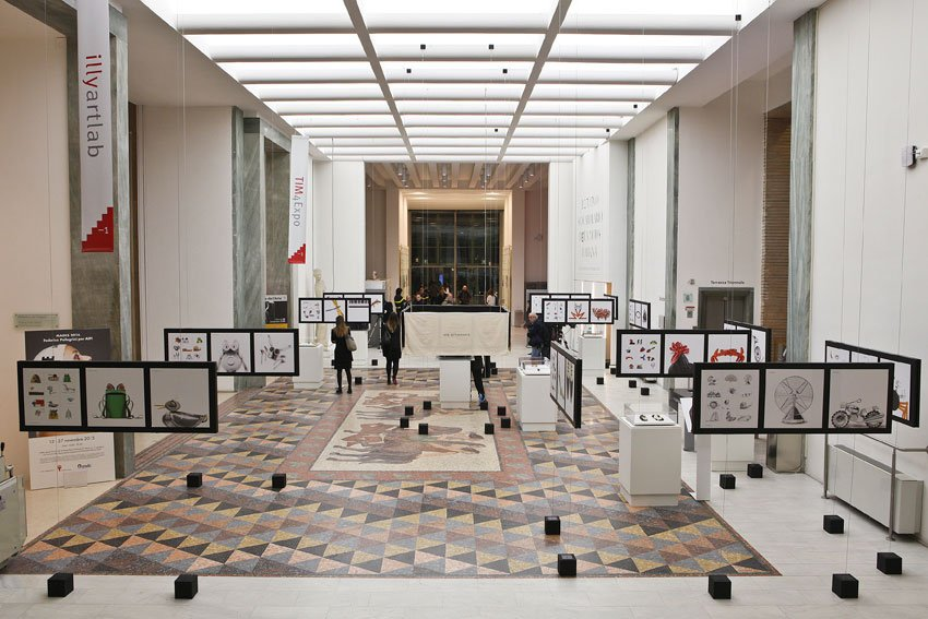 La mostra alla Triennale di Inarea