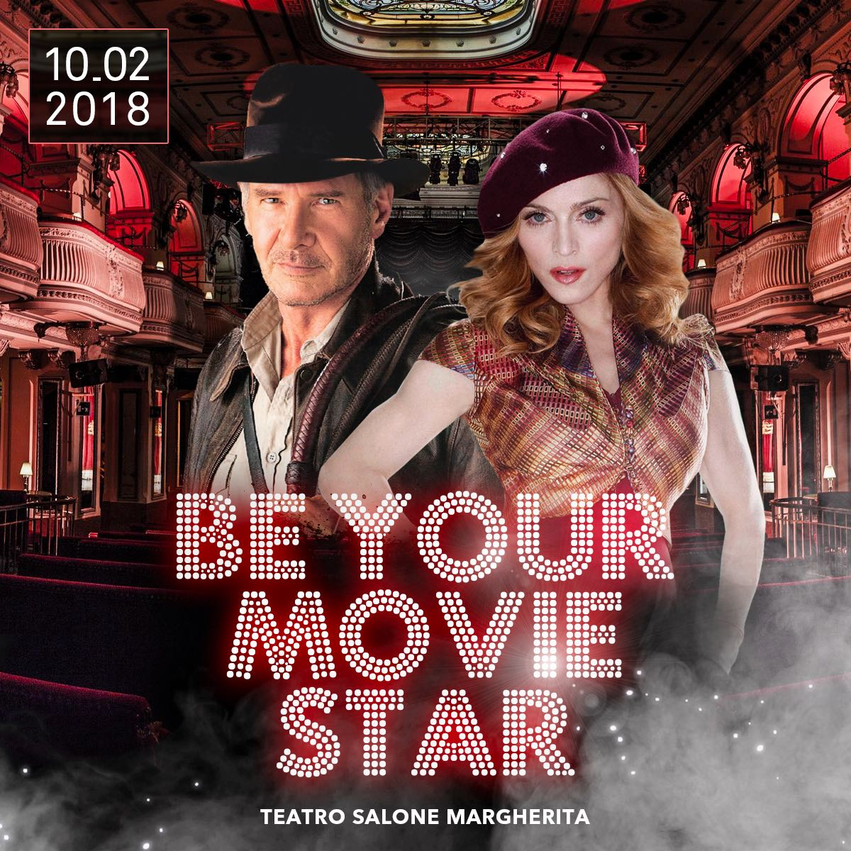 Be Your Movie Star
