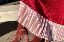 Tendenze moda primavera 2018: rosa e rosso