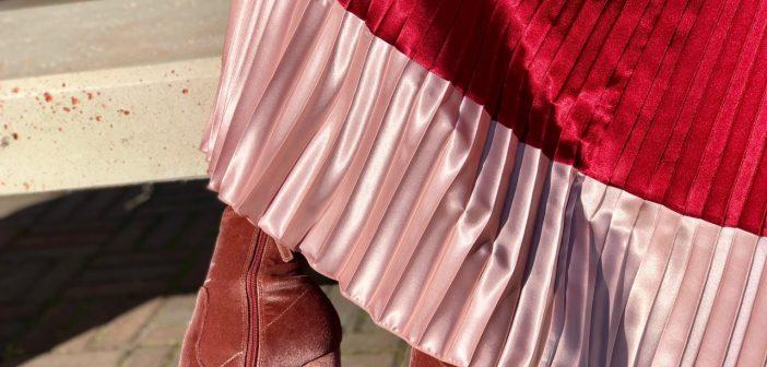 Rosa e Rosso: l'Abbinamento Più Cool tra le Tendenze Moda 2018