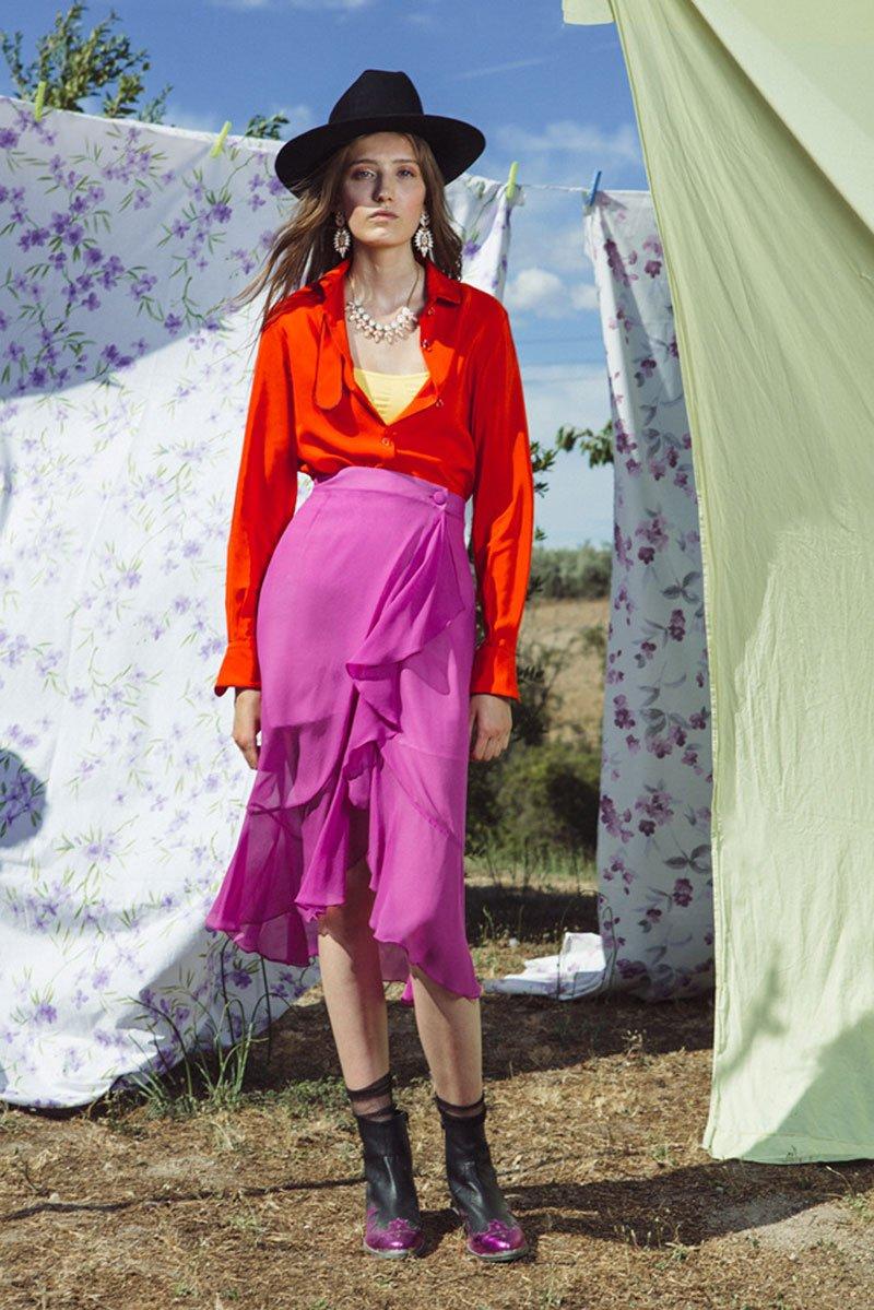 Colori moda p/e 2018: rosa e rosso