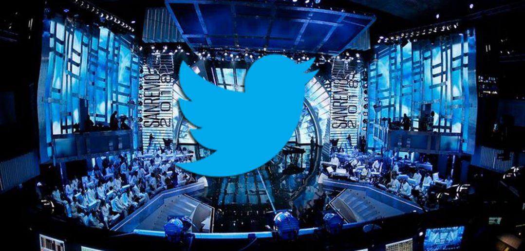 Il Festival di Sanremo su Twitter