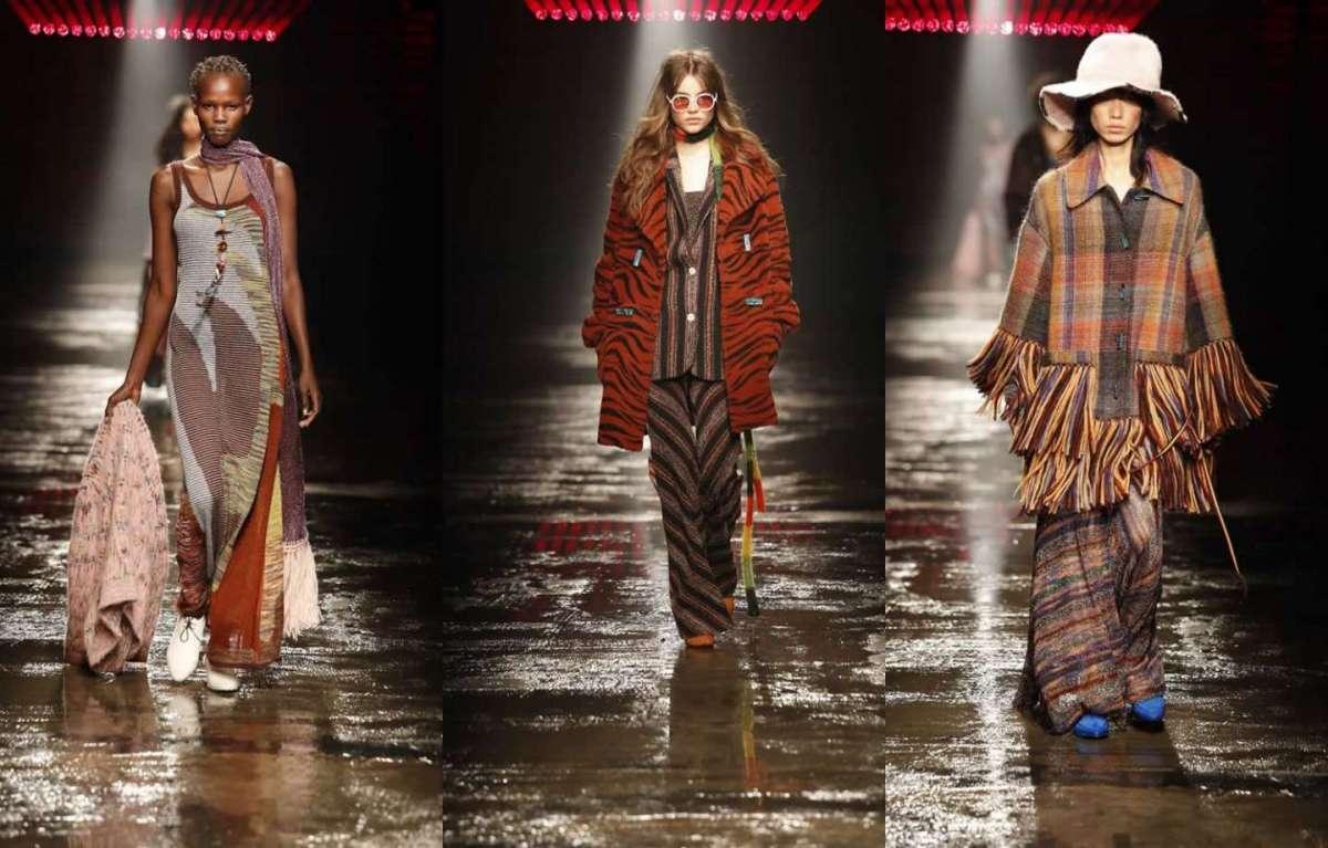 Tendenze moda donna A/I 2018-2019: Missoni