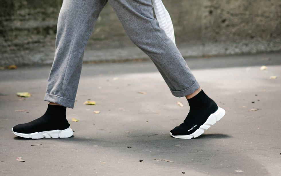 Sneakers a calzino Balenciaga