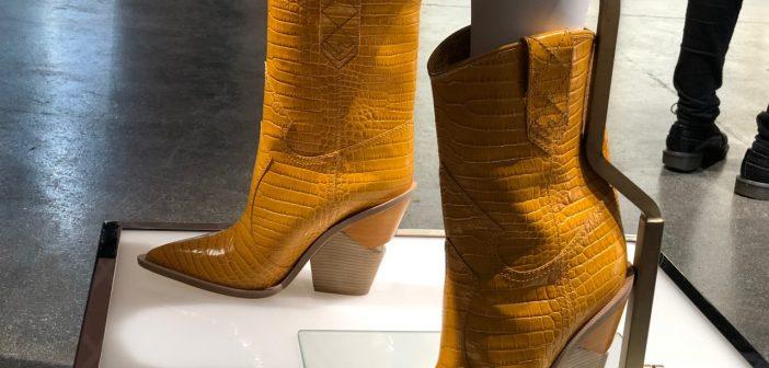 Gli Stivali Texani di Fendi sono i più Cool dell'Inverno 2018-2019