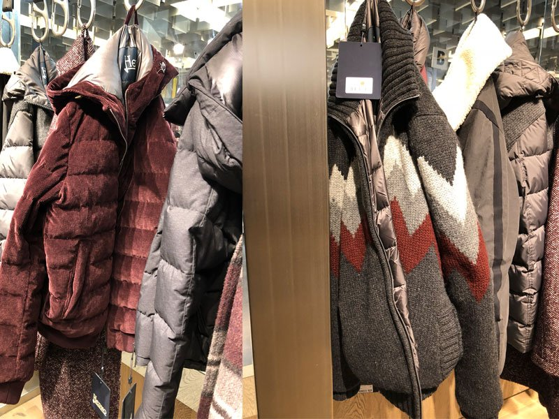 Moda uomo autunno inverno 2018-2019