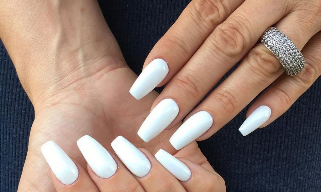 Forma delle unghie a ballerina
