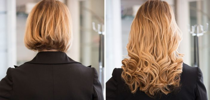 Extension Capelli: da Corti a Lunghi con le Hair Extensions
