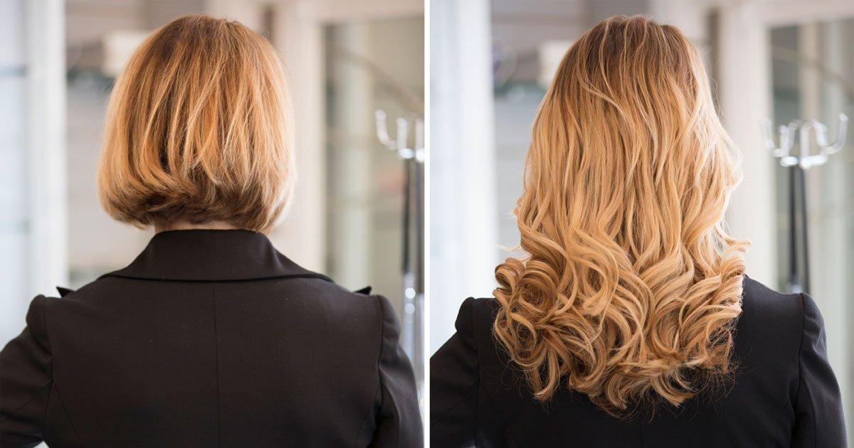 Extensions capelli