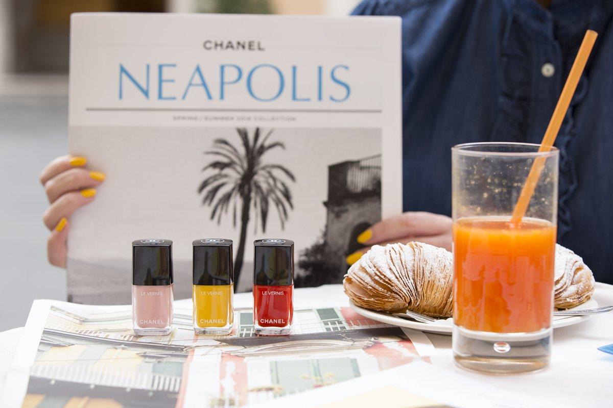 La collezione Chanel primavera estate 2018