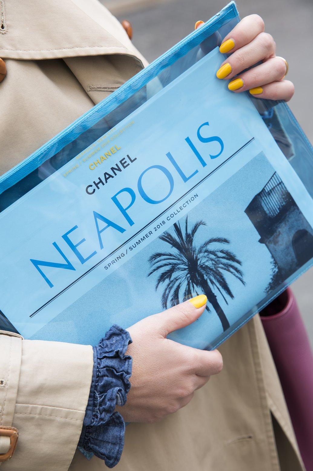 La collezione Neapolis di Chanel