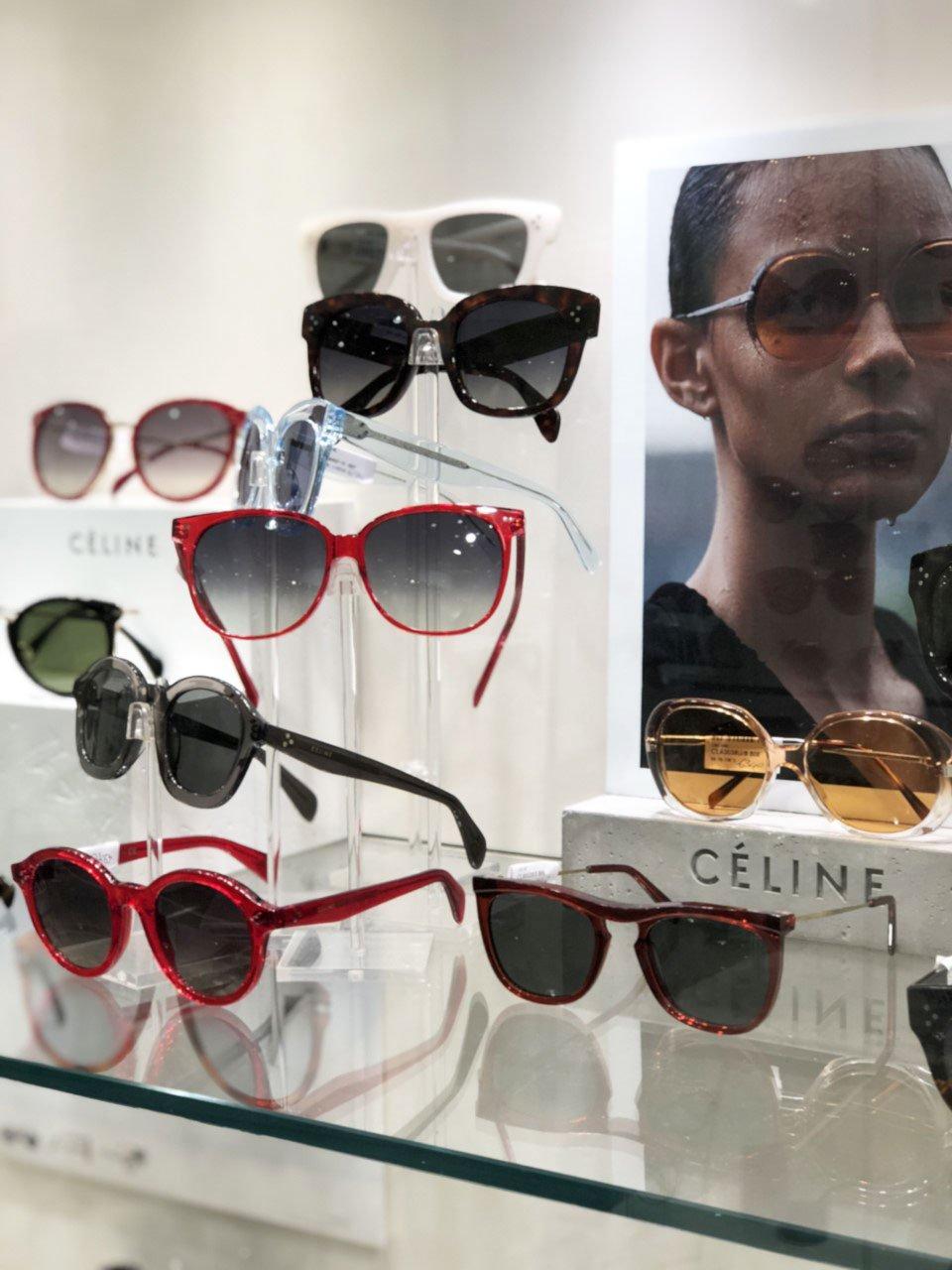 Gli occhiali da sole della primavera estate 2018