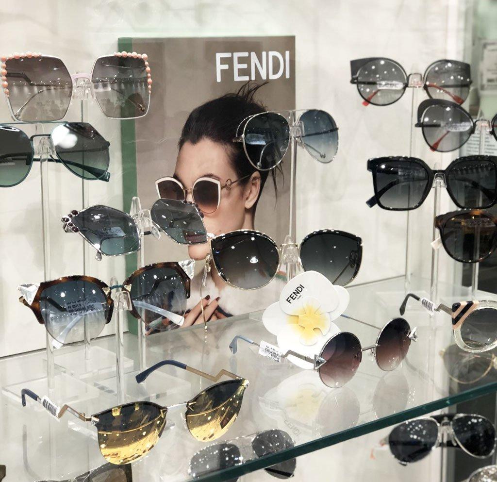 I nuovi modelli di occhiali da sole 2018