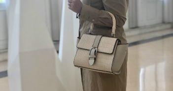 A Spasso con la Venere Bag di Silvian Heach