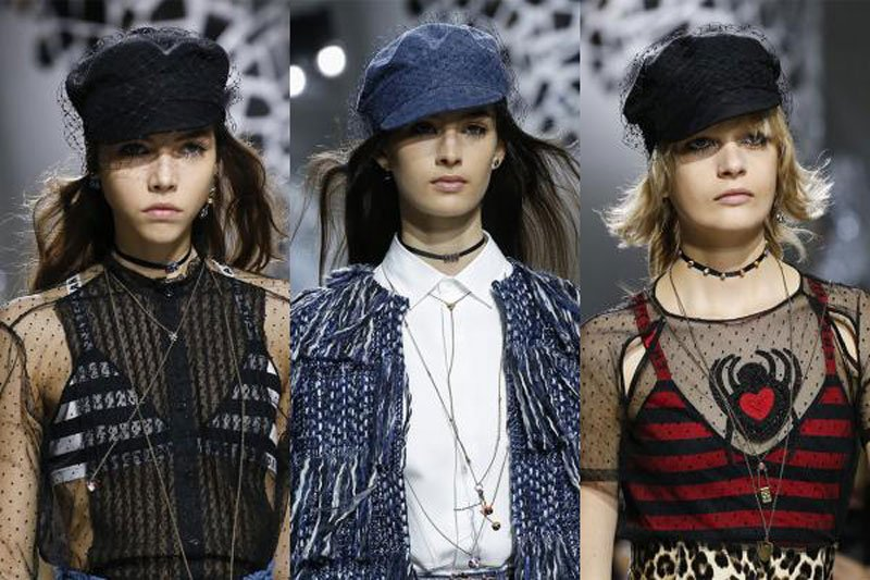 cappelli fashion: il berretto baker boy hat
