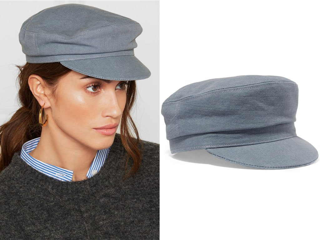 Cappelli fashion: il baker Boy hat