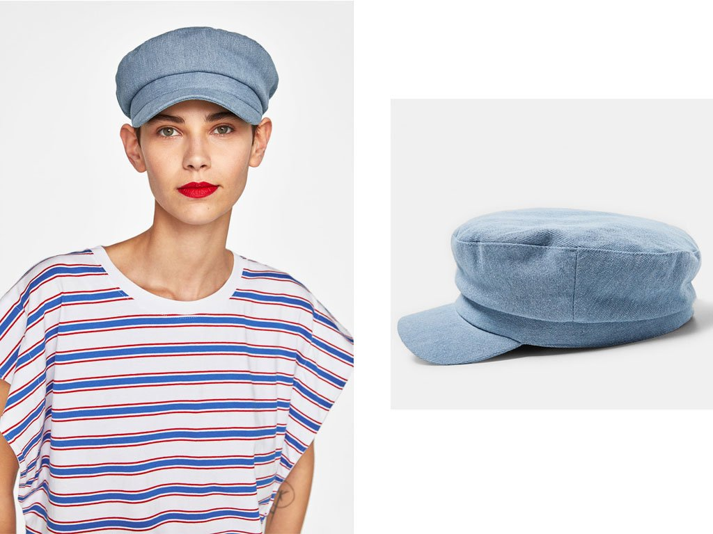 Baker Boy Hat Zara